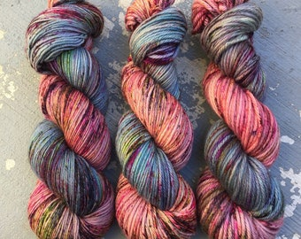 Nostalgia: Mad Men-Inspired Handdyed Yarn for Knitters and Crocheters