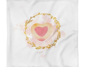 Love is the answer..Square Pillow Case only