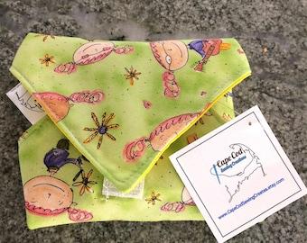 Reusable Sandwich Wrap, Reusable Wrap, Lunch placemat, Food Wrap, ECO friendly, Sandwich Wrap, Fabric Lunch Wrap, Reusable, Bagel holder