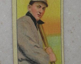 1909/10 T206 Ty Cobb Bat on Shoulder Sweet Caporal Back