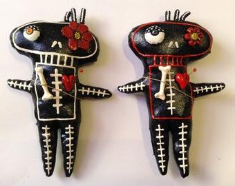 One NOLA Voodoo Skelly Doll