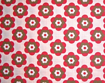 STORE CLOSING SALE - Moda, Boho, Wild Child, Whisper, Urban Chicks, 100% Cotton Quilt Fabric, Quilting Fabric, Pink Floral