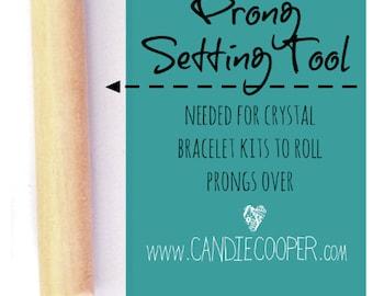 Pushover Prong Tool for Crystal Bracelet kits