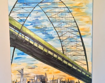 Fremont Bridge, Portland, Oregon