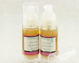 30ml Botanical Serum - Nourish - For Dry/Mature Skin