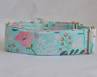 The Taffy Dog Collar (Martingale or Buckle)