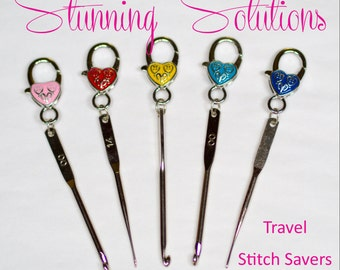 New Simple Stitch Savers & Travel Beading Tools