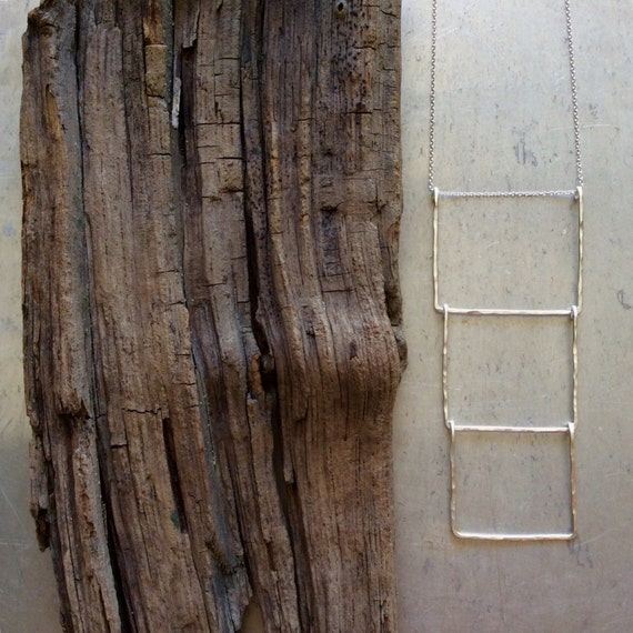 Long Ladder Necklace