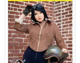 M7733 Mc Call's Yaya Han suit and jacket sewing pattern