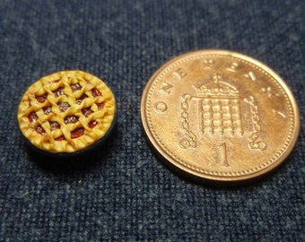 1/24th Scale Lattice Pie for Dolls House