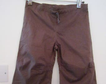 Blue pants for children 2 years, 4t and 6T