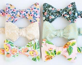 Bow Ties, Bow Tie, Bowties, Mens Bow Ties, Freestyle Bow Ties, Self-Tie Bow Ties, Groomsmen, Wedding Ties, Ties - Menagerie Collection