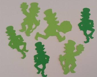 Leprechaun Table Scatter, St. Patrick's Day, Irish Decorations, Birthday Party Decorations