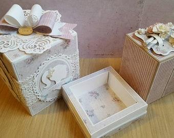 Gift Box / Ring Box