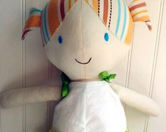 Baby Doll PDF Sewing Pattern