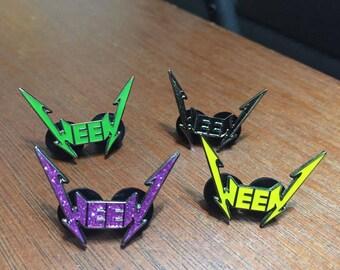 Ween-Metal Pin