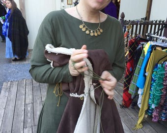 Viking Astrid Gown or Mideval shift