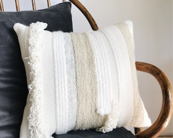 arche - handwoven cushion