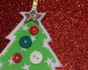 Oh Christmas tree decoration