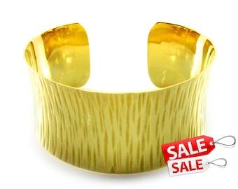 Gold Cuff Bracelet Gold Bracelet Cuff Hammered Brass Cuff Bracelet Brass Bracelet Cuff Wide Cuff Bracelet Gold Hammered Bracelet Cuff 046