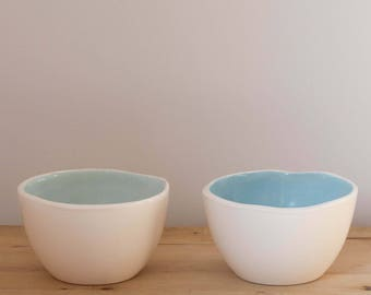 Two little bowls
