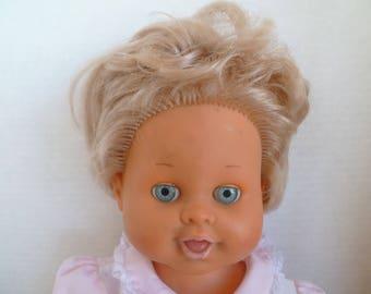 """Rub a Dub Dolly  1989   Ideal Tyco 16"""""""