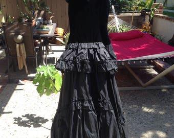 Vintage Couture OSCAR DE LA RENTa GOWn