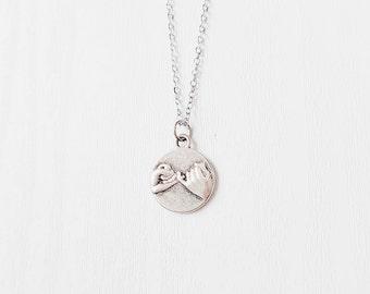 Pinkie Promise   Partners in Crime   Boho Jewelry   Cute   Pinkie Swear   Jewellery   Gift   BFF   Best Friends   Besties   SALE