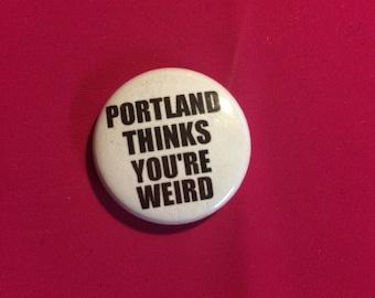 Portland Button