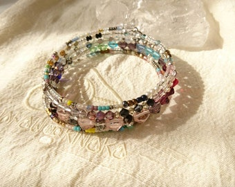 5 wrapping bracelet