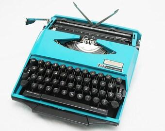 Smith Corona Typewriter with Design By Carrozzeria Ghia