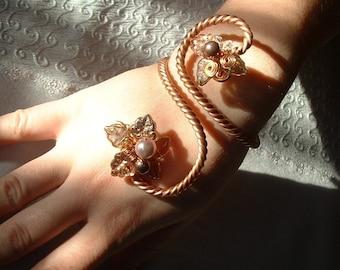 Mucha Gypsy Arm Band Bracelet
