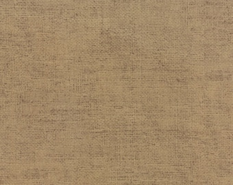 Moda Because of the Brave Burlap Tan Rustic Weave American Patriotic Soldier Fabric 32955-111 BTY