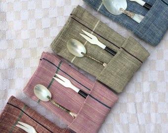 Set of 6 napkins