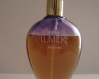 LUMIERE Rochas Bottle 50 ml Eau De Parfum Spray