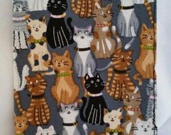 Cat Checkbook Cover
