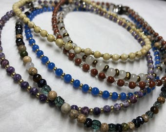 Handmade Beaded Chokers