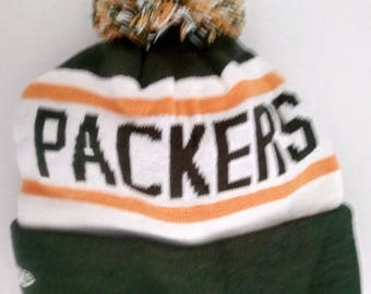 PACKERS KNIT CAP