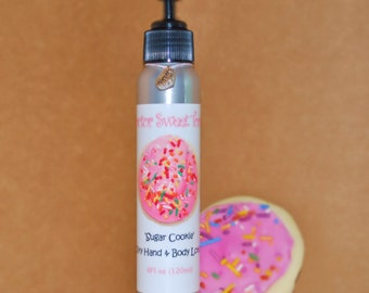 Sugar Cookie Body Lotion (Paraben Free)