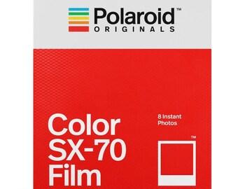 Polaroid Orinigals Color Film for SX-70