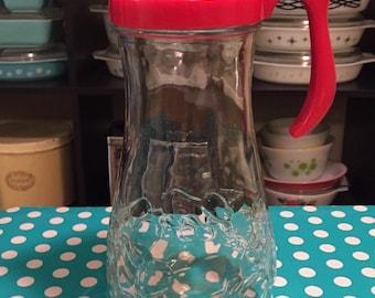 Glass Juice Carafe