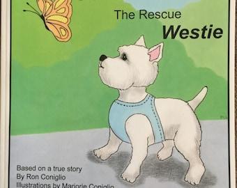 Jesse The Rescue Westie
