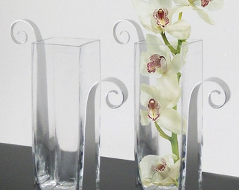 Hip to be Square Vase