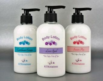 8oz Body Lotion w/ Pump