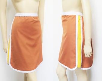 1970s Sports Skirt, CPS, Medium, Boho Skirt, Sport, Vintage Sportswear, Gym Skirt, Tennis Skirt, Ladies, Vintage, Skirt, Vintage Clothing,