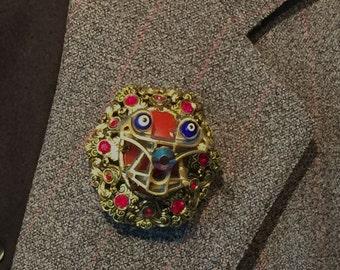 An Awkward Beauty - pin - by Greg Delaney
