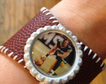 Matthews Packers Football Bracelet