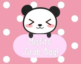 Misfits Grab Bag! // Erin Condren, Happy Planner, Kikki K, Filofax, Decorative