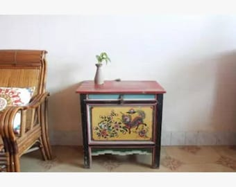 Chinese Vintage/Old Wooden Cabinet/Art/Decoration/Guarantee old/Guarantee authentic