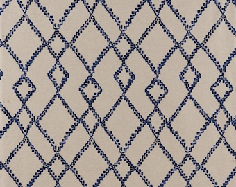 MEDINA INDIGO home decor multipurpose fabric